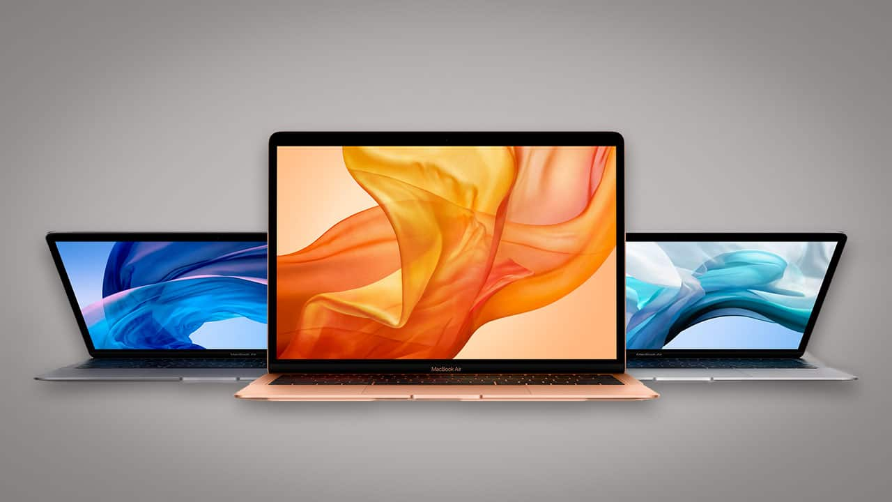 Download MacBook Air Wallpapers for your Device [4 Wallpapers]