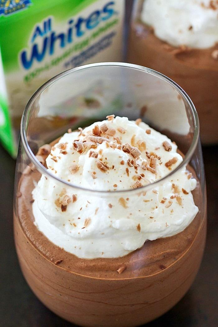 Easy Chocolate Mousse Recipe