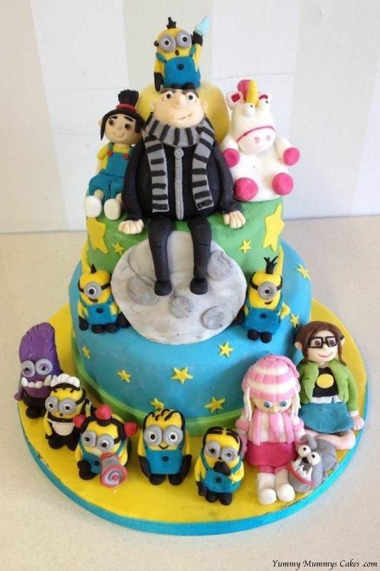 Boys Birthday Cake Yummy Mummys Cakes Cakes For All