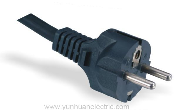 Korea Ksc 8305 Power Cord Plug Flexible Cable Standard