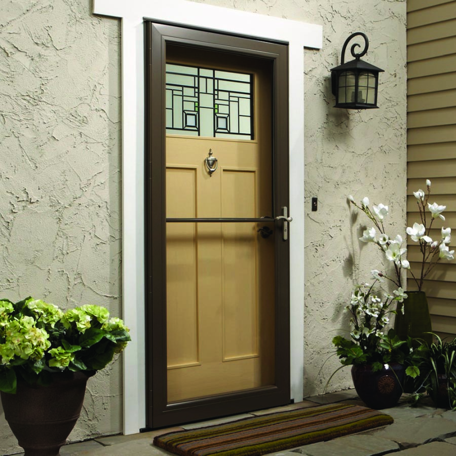 Andersen Storm Door 36 Quot X 80 Quot Retractable Screen 8