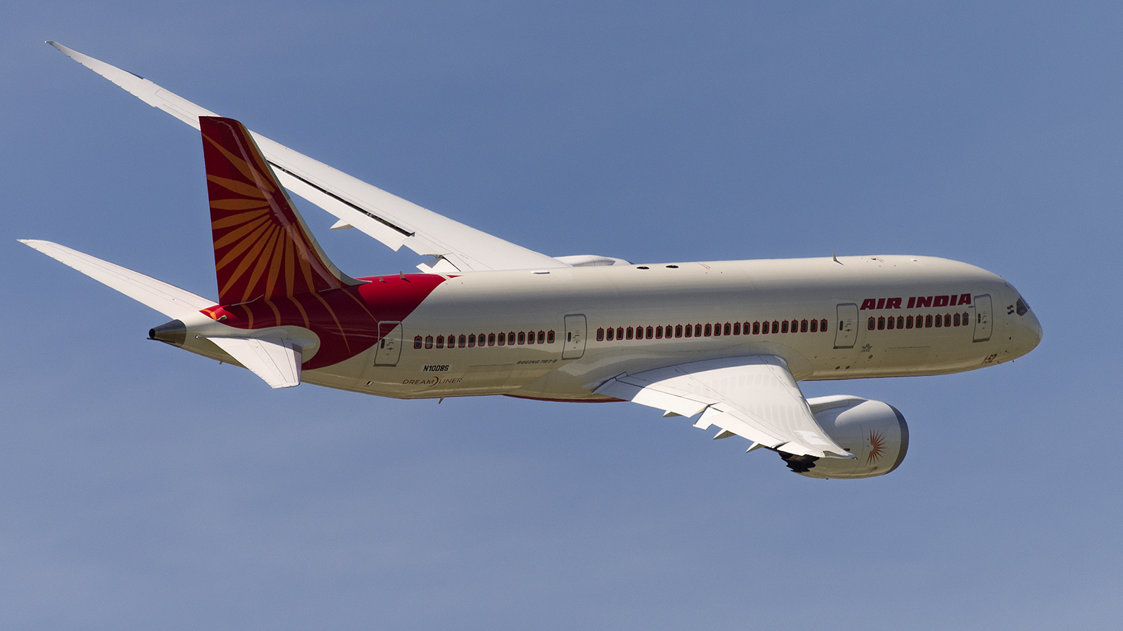 air india booking - HD1600×900