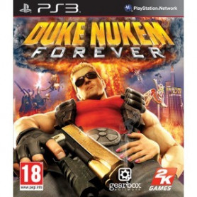 ps3 shooting games   ZapsOnline PS3 Duke Nukem Forever ME5026555405935