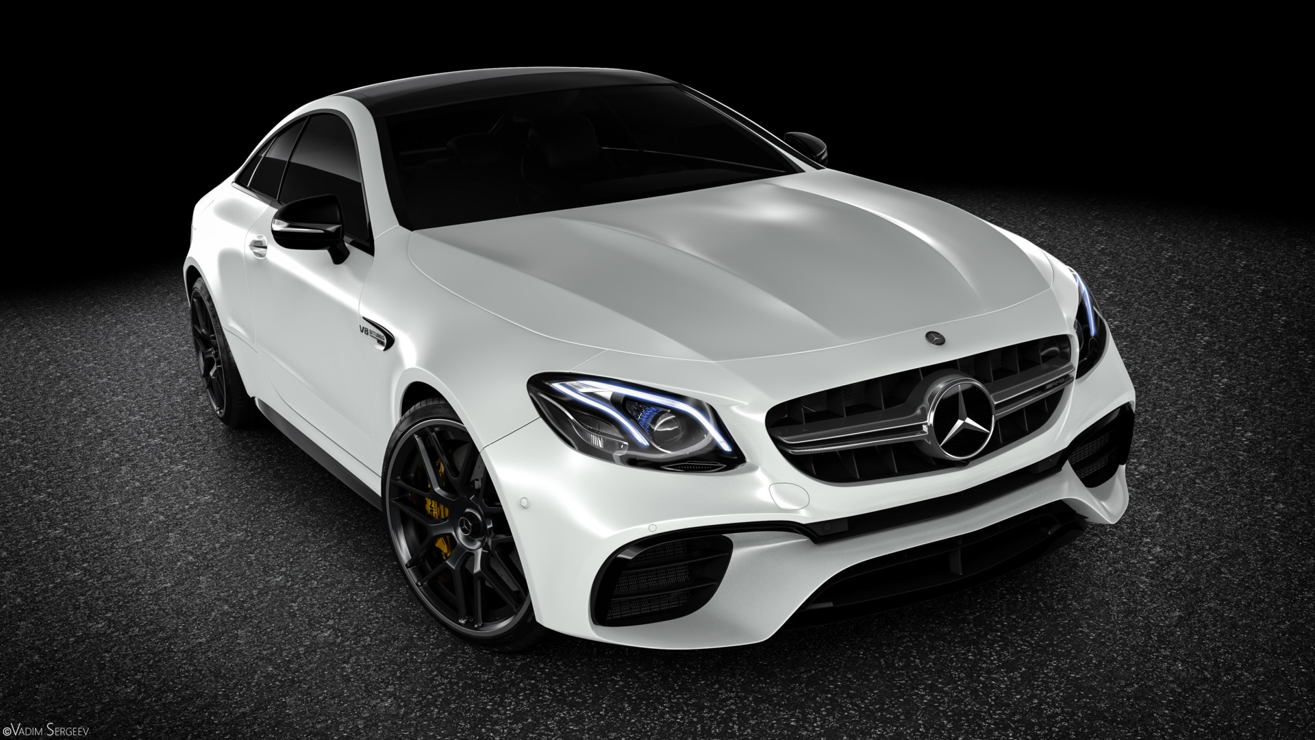 Coupe 2017 C63 Amg S