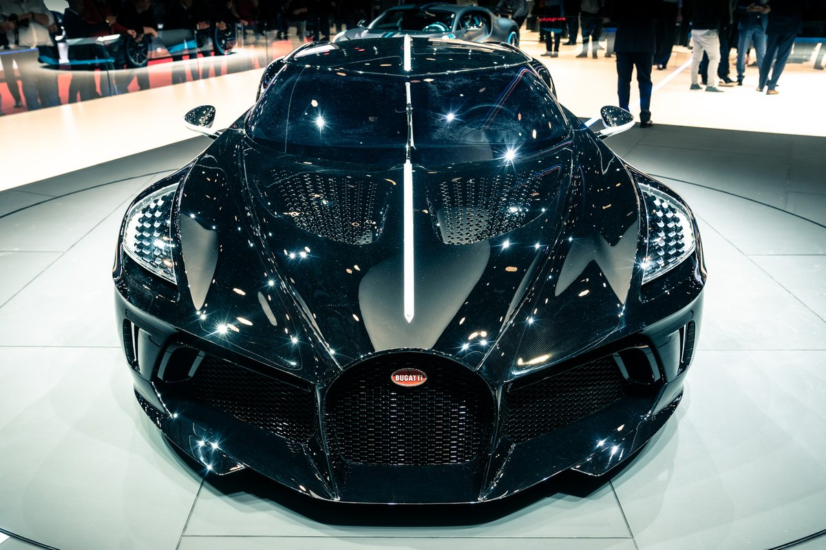 Two Years Before The Bugatti La Voiture Noire Is Actually