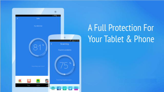 Top 10 Antivirus Android Mobile