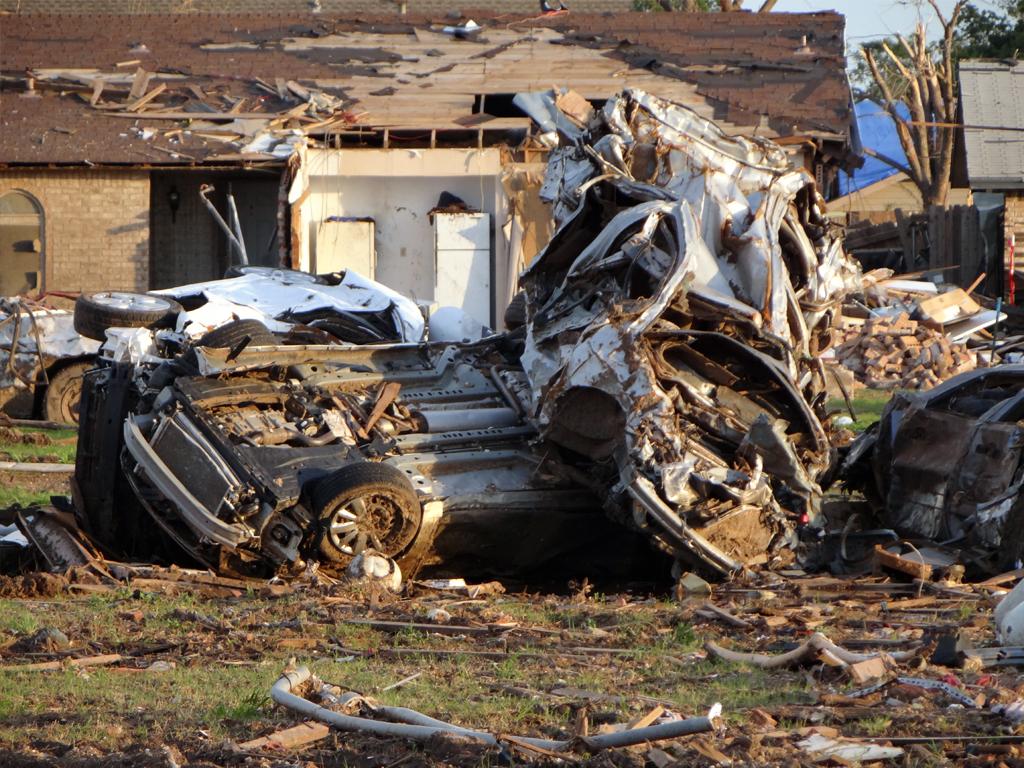 Disasters 2013 Natural California
