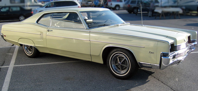 33 of the Most Underrated  Overlooked   Underappreciated Muscle Cars     1969 1970 Mercury Marauder X 100