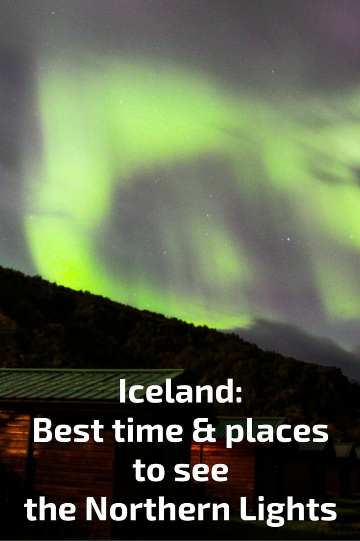 Best Month See Northern Lights Iceland