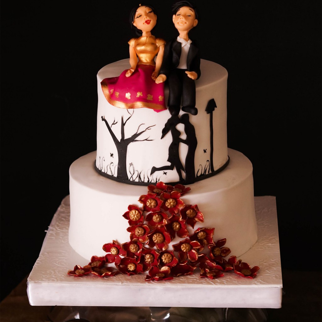 Zoeys bakehouse   Wedding cakes Hyderabad 2014 2015