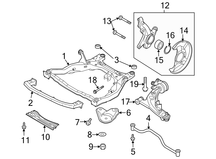 2010 Mazda Cx 7 Engine Diagram