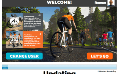 Zwift Update (23.02.2021)