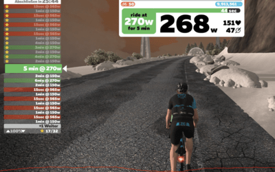 18 Zwift Workouts