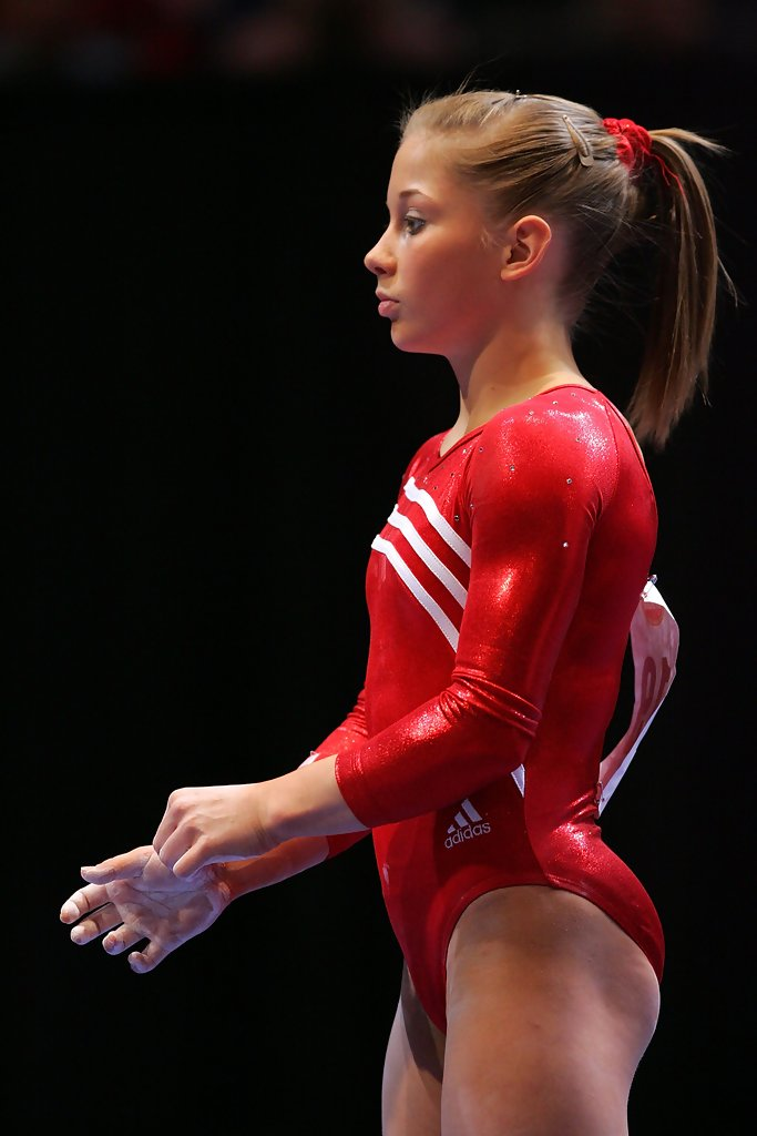 Usa Olympic Gymnast 1996