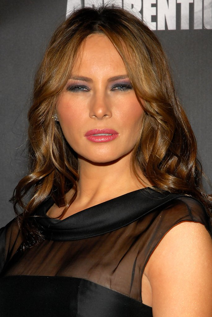 "Melania Trump Photos Photos - ""The Celebrity Apprentice ..."