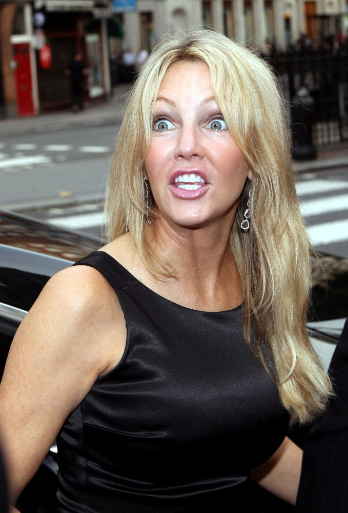 Heather Locklear Photos Photos Fitflop Shooting Stars