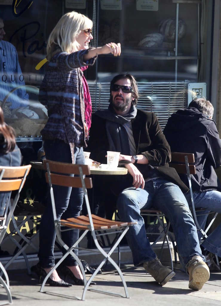 Keanu Reeves Photos Photos Keanu Reeves And A Mystery