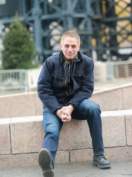 Tony Danza on the Movie set of Netflix's 'The Good Cop ...