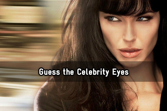Guess the Celebrity Eyes - Trivia Quiz - Zimbio