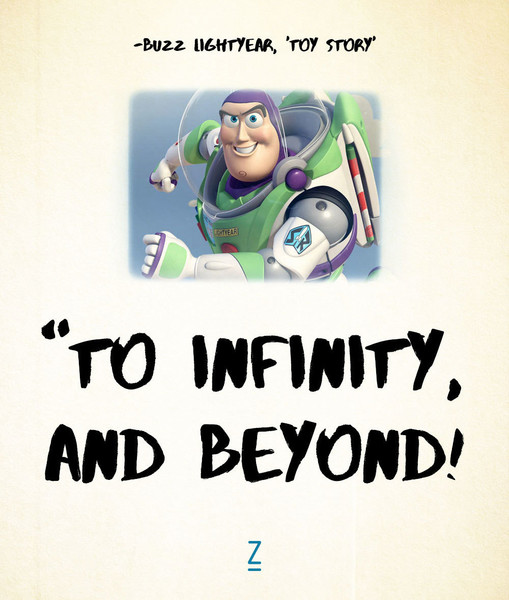 Toy Story Buzz Lightyear Quotes Magnificent Buzz Lightyear Quotes