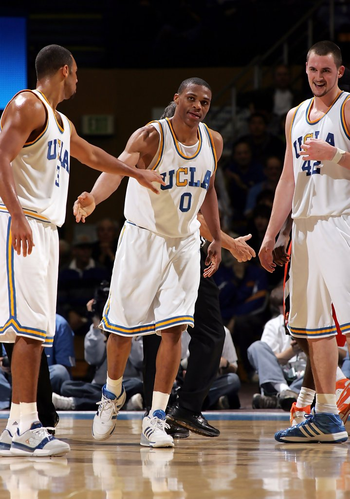 Russell Westbrook Kevin Love Ucla
