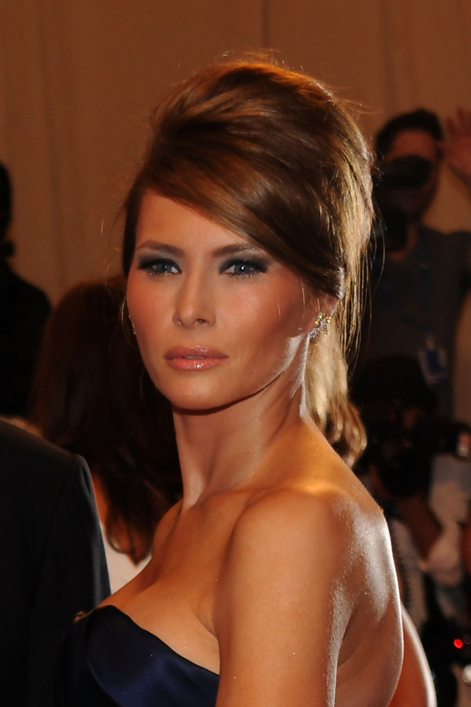 "Melania Trump Photos Photos - ""American Woman: Fashioning ..."