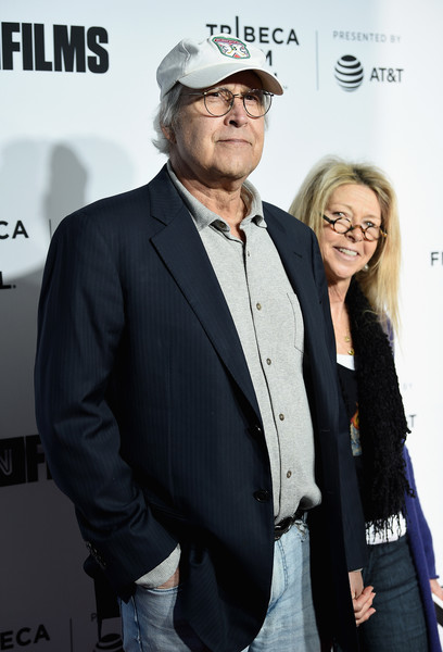 Chevy Chase and Jayni Chase Photos Photos   Zimbio  Love  Gilda  Opening Night Gala   2018 Tribeca Film Festival