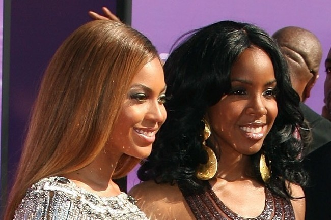 Blood Kelly Rowland Beyonce Sister