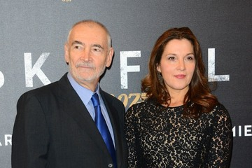 Michael G Wilson Pictures  Photos   Images   Zimbio Michael G Wilson Michael G  Wilson and Barbara Broccoli seen attending the   Skyfall