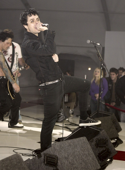 Mike Dirnt Billie Armstrong Joe And