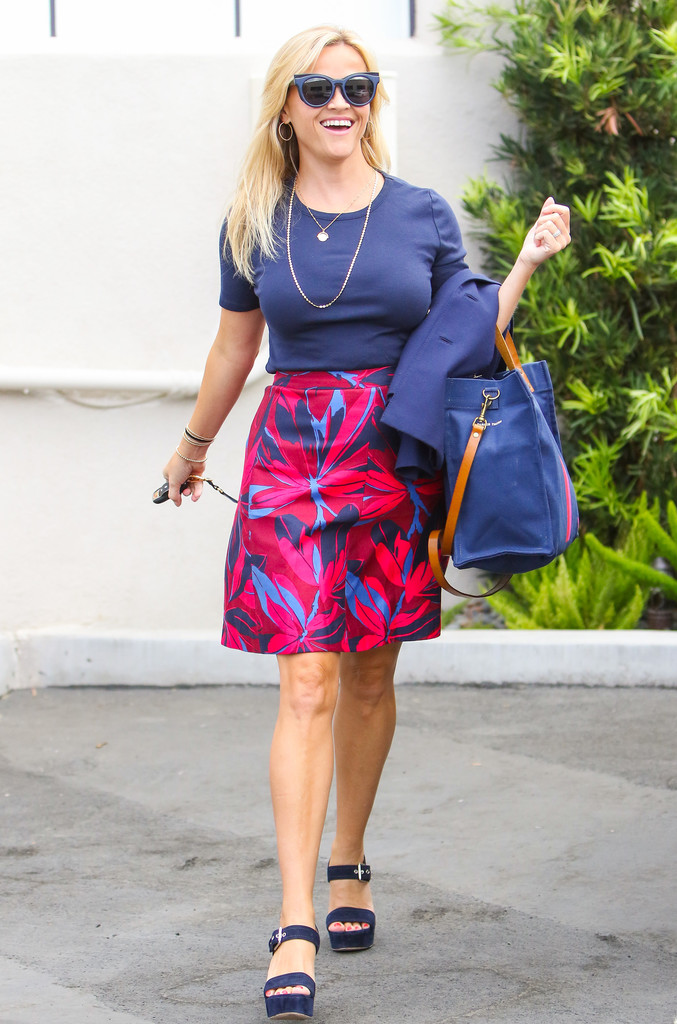 Reese Witherspoon Updo Hairstyles