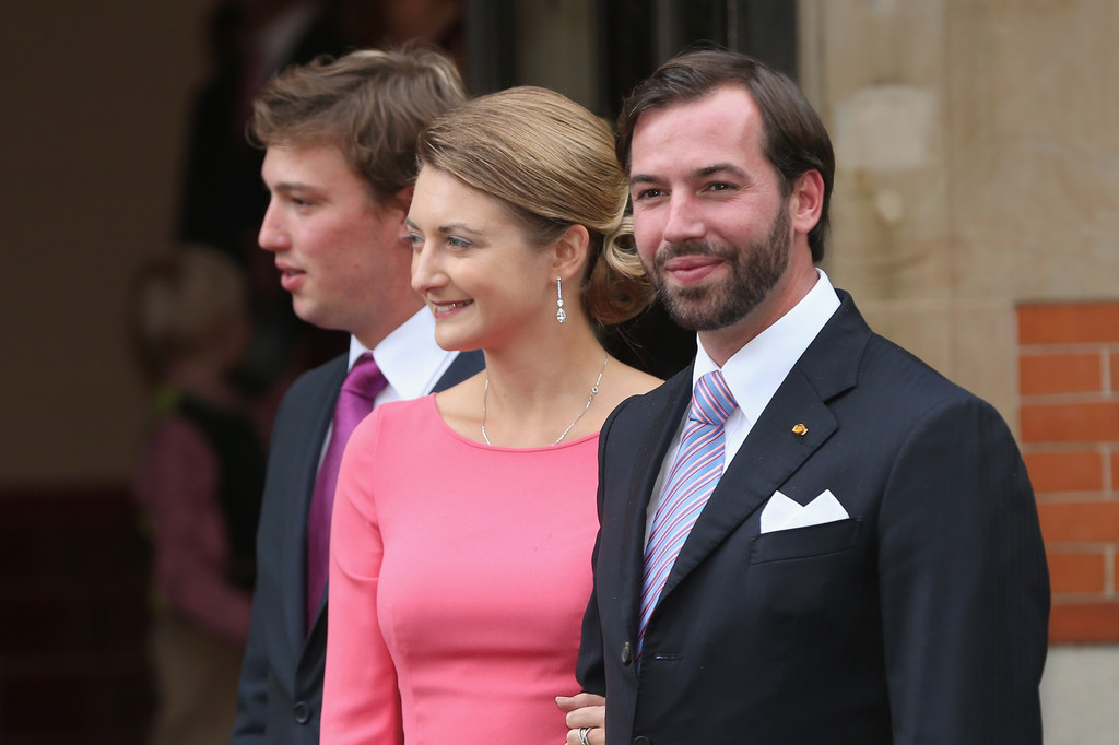 Prince Louis Luxembourg News