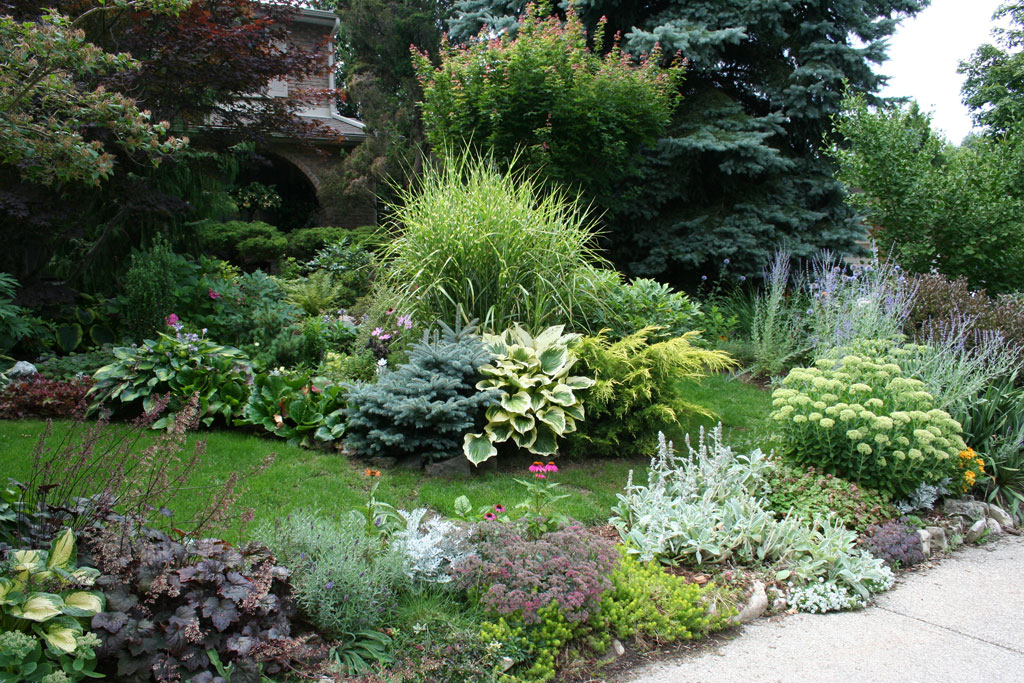 Small Garden Landscape Design Ideas