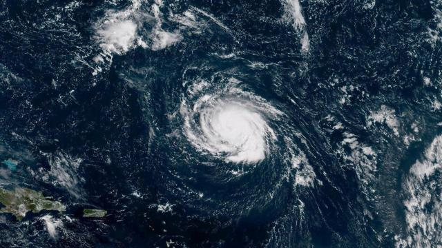 What is closed  What is canceled  Here is a complete list    WRAL com Hurricane Florence seen over the Atlantic Ocean  about 750 miles southeast  of Bermuda in this