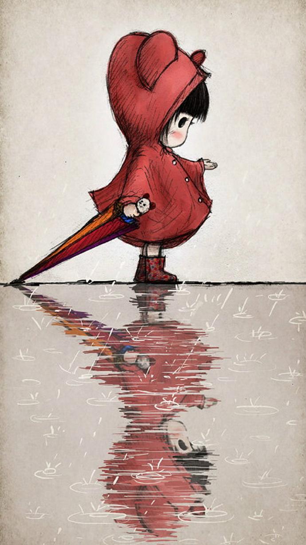 晚安心语180629:愿你是能披荆斩棘的女英雄,也是被人疼爱的小朋友
