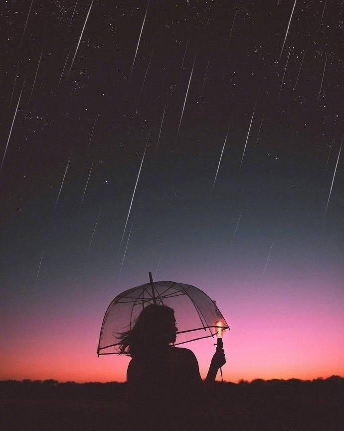 晚安心语180502:除了爱情什么都不缺的人,才有底气等待爱情