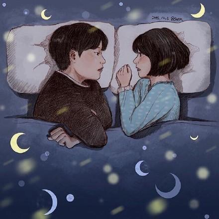 晚安心语181208:爱情不是终点,陪伴才是归宿