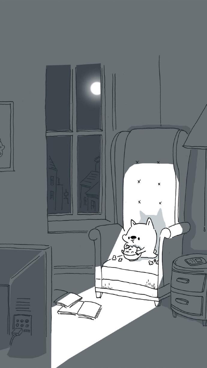 晚安心语180924:祝你不用颠沛流离,也能遇到陪伴