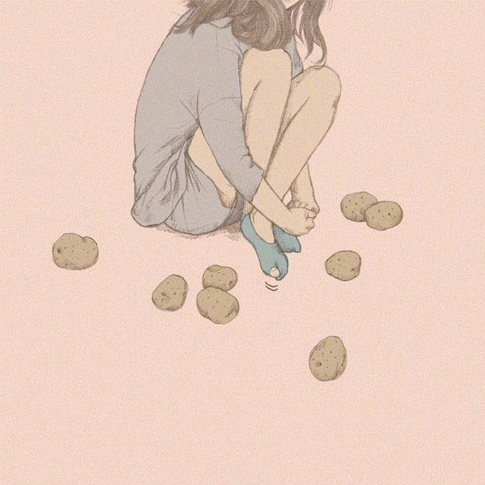 晚安心语190223:我们都是懒鬼,你懒得喜欢我,我懒得喜欢别人