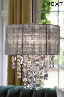 crystal pendant lighting for kitchen # 87