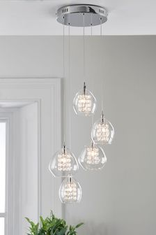 industrial cluster pendant lighting # 88
