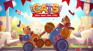 Download CATS: Crash Arena Turbo Stars For PC,Windows Full Version