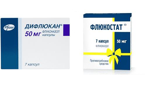 Diflucan و Fluukostat: بهتر است و تفاوت چیست (تفاوت بین ترکیبات، بررسی پزشکان)