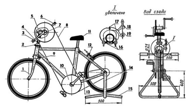 Xe đạp tập thể dục xe đạp