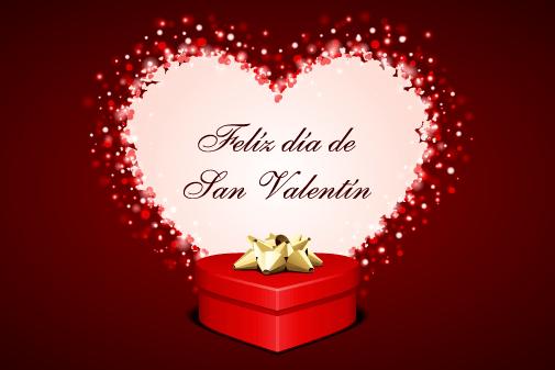 Amigos De De San Tarjeta Valentin