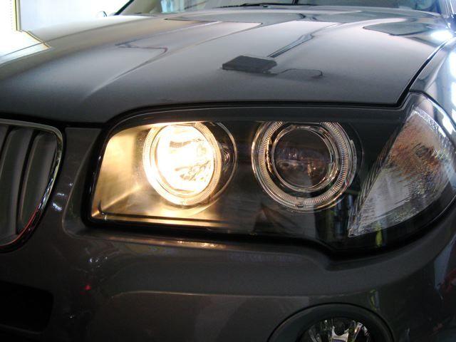 Bmw Service Lights