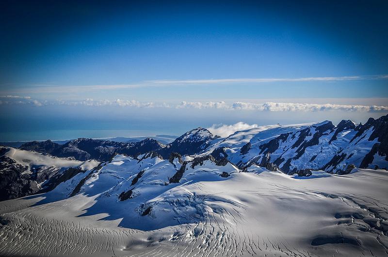Glacier Tours New Zealand