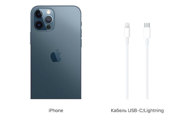 Что входит в комплект iPhone