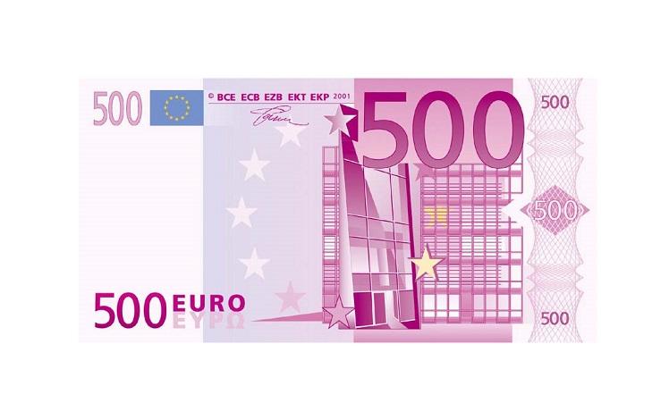 500 euró