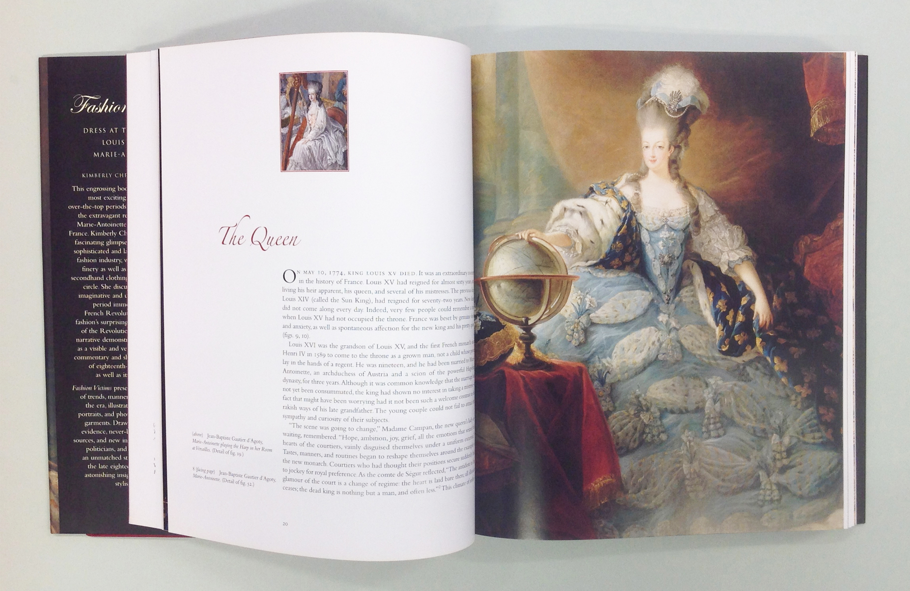 France Louis And Xvi Marie Antoinette Louis